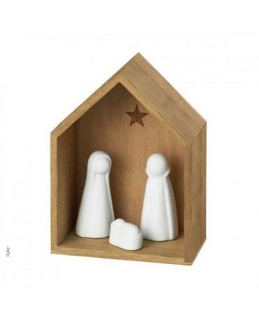 Crèche - Little Nativity Set - Räder