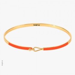Bracelet Lily - Tangerine - Bangle-Up