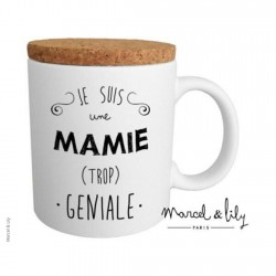 Mug - Papy et Mamie - Marcel & Lily